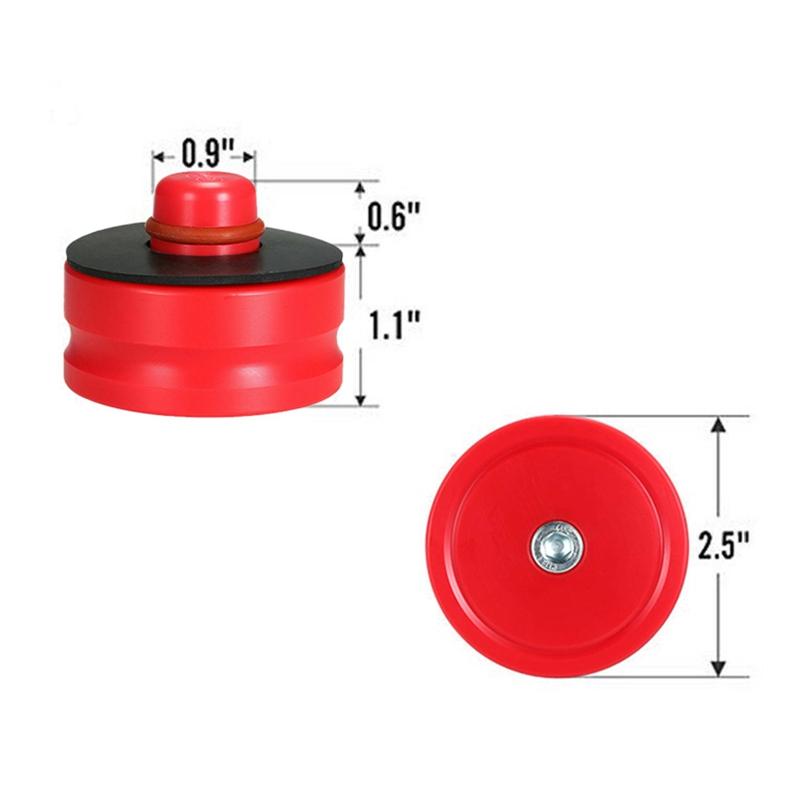 1-StueCk-Jack-Lift-Point-Pad-Adapter-Gummi-fuer-Alle-Tesla-Model-3-Modelle-S9Y8 Indexbild 13