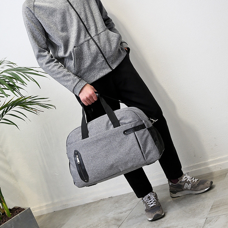 Sportkoffer-Herren-Large-Capacity-Schulter-Messenger-Bag-Casual-Outdoor-Woc-C3F5 Indexbild 6