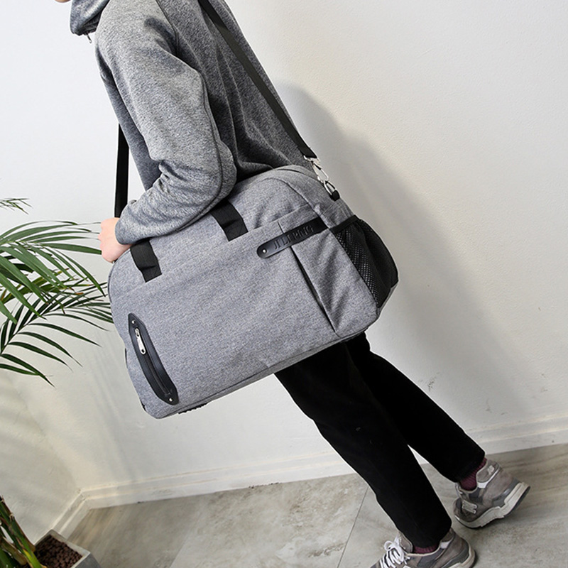 Sportkoffer-Herren-Large-Capacity-Schulter-Messenger-Bag-Casual-Outdoor-Woc-C3F5 Indexbild 14
