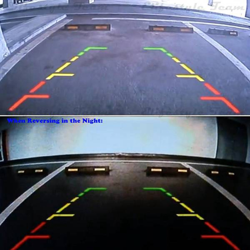 1X-For-Mercedes-Benz-Smart-2015-and-Renault-Kadjar-2016-Backup-Reverse-ParkL9Z1 thumbnail 4