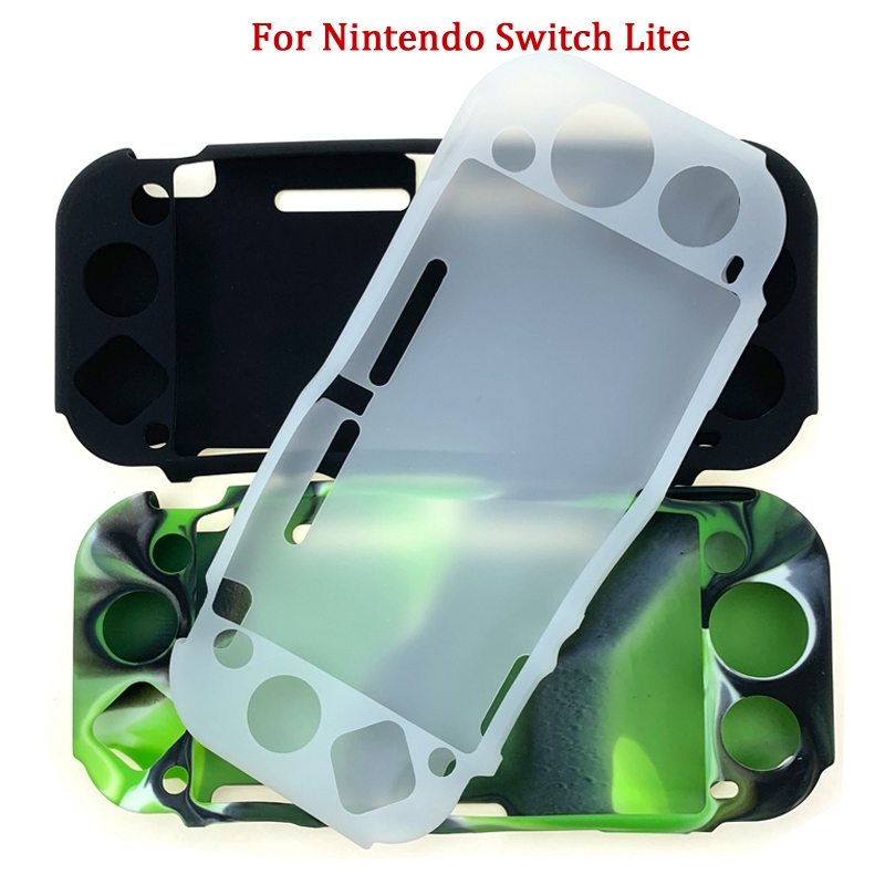 for-Nintendo-Switch-Lite-Ultra-Thin-Soft-Rubber-Silicon-Skin-Case-Protective-S2P thumbnail 7