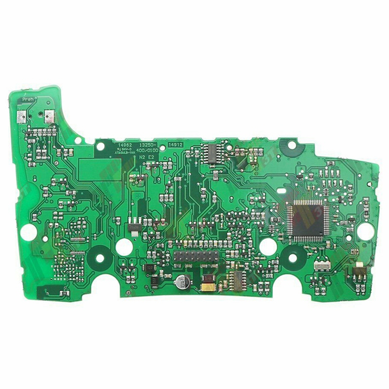 Audi Q7 MMI 3G Navigation Control Panel Electrical Circuit Board 4L0919611 SLine