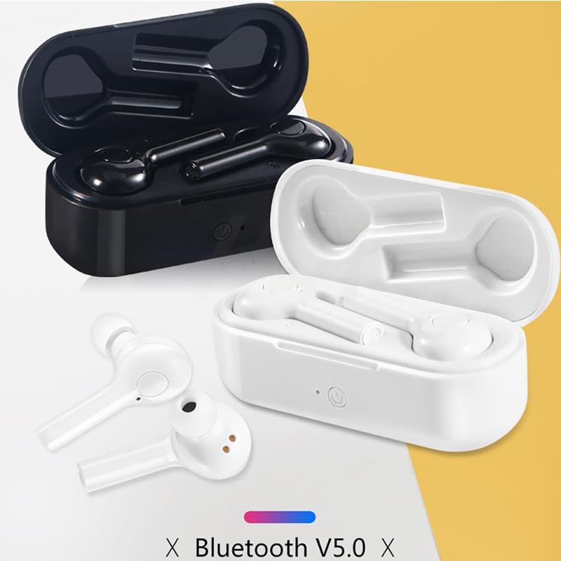 1X(Auriculares InaláMbricos Bluetooth V5.0 Auriculares