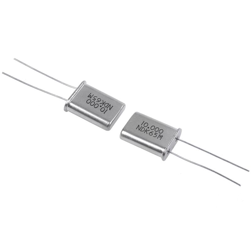 10 x 20.000 MHz 20 MHz Crystal HC-49//S Low Profile