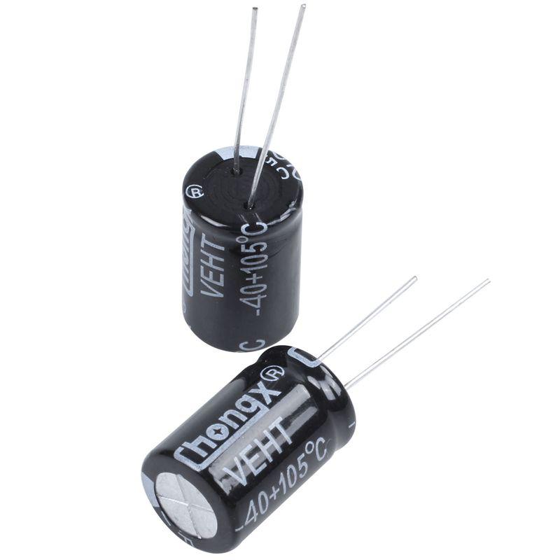 Condensatori Chimici//Elettrolitici 2200 Uf 10v