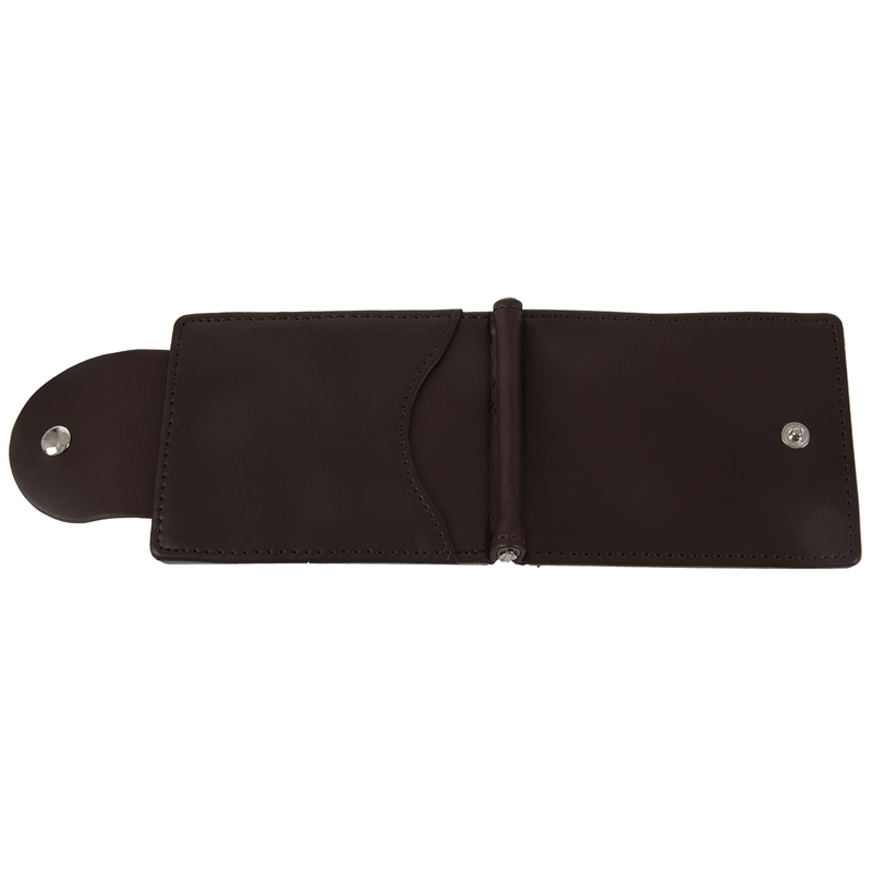 Ultra-thin-Slim-Men-Leather-Money-Clip-Wallets-ID-Credit-Card-Holder-Coin-P-K8D4 thumbnail 11