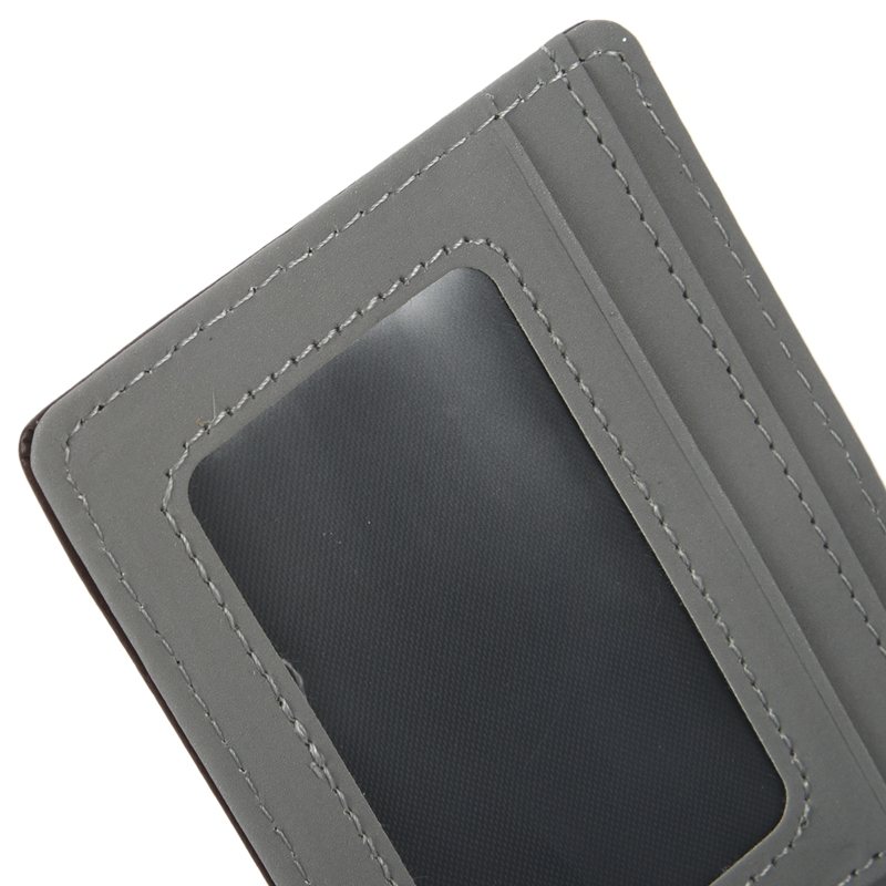 Ultra-thin-Slim-Men-Leather-Money-Clip-Wallets-ID-Credit-Card-Holder-Coin-P-K8D4 thumbnail 14