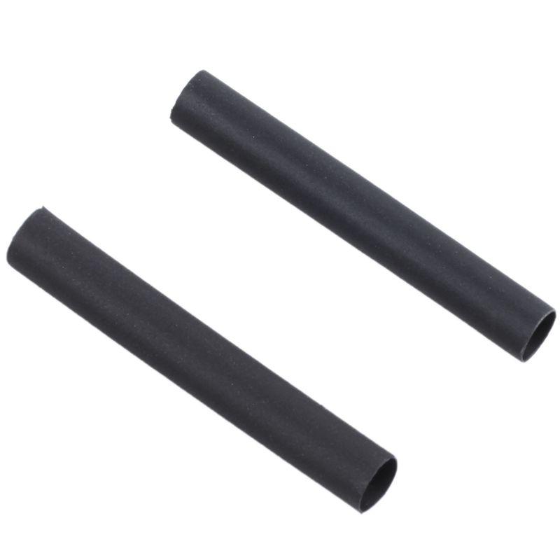 Heat Shrinkable Tube Shrink Tubing Black 9.8ft 15mm Dia