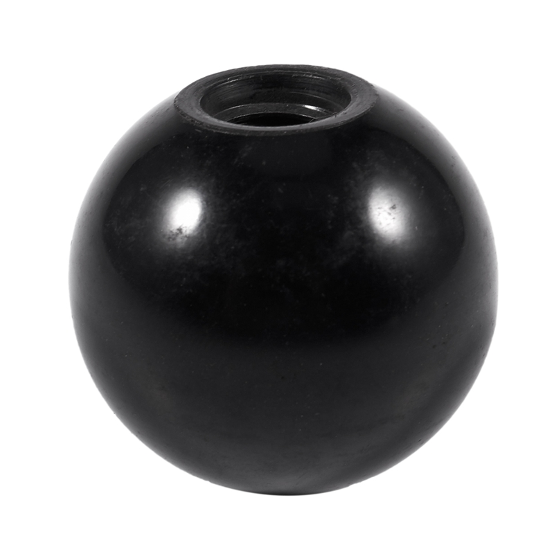 Replacement black Bakelite 35 mm diameter ball lever knob  R1G3