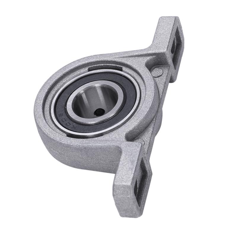 15mm Inner Dia Stainless Steel Self-adjust Pillow Block Ball Bearing