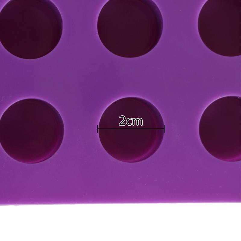 88-Trous-Moule-a-Glace-en-Silicone-Bricolage-CreAtif-Petit-Tour-Moule-a-Glac-Y3U miniature 4
