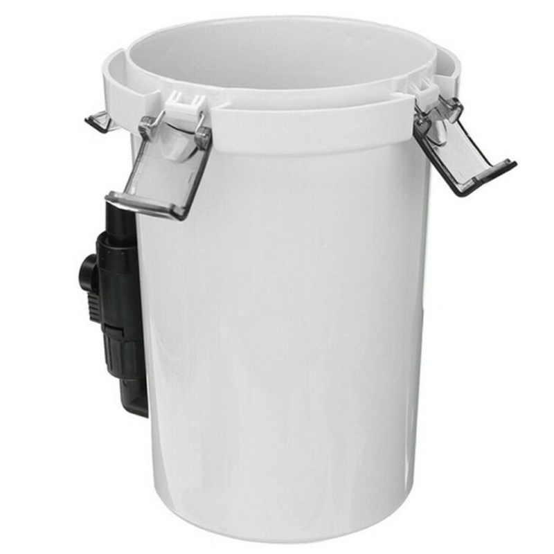 2X(Aquarium External Canister Pre Filter with Sponge Extend Filter Bucket F S2F5
