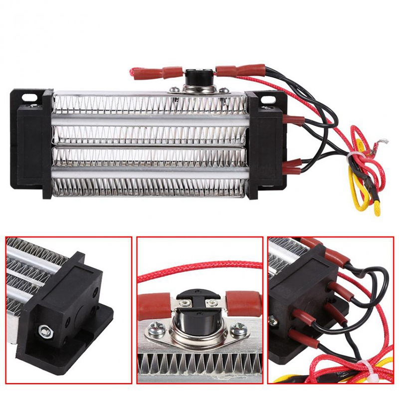 PTC-Heaters-Thermostatic-Heating-AC-220V-500W-Multipurpose-Multifunction-Ai-V4A7 thumbnail 9