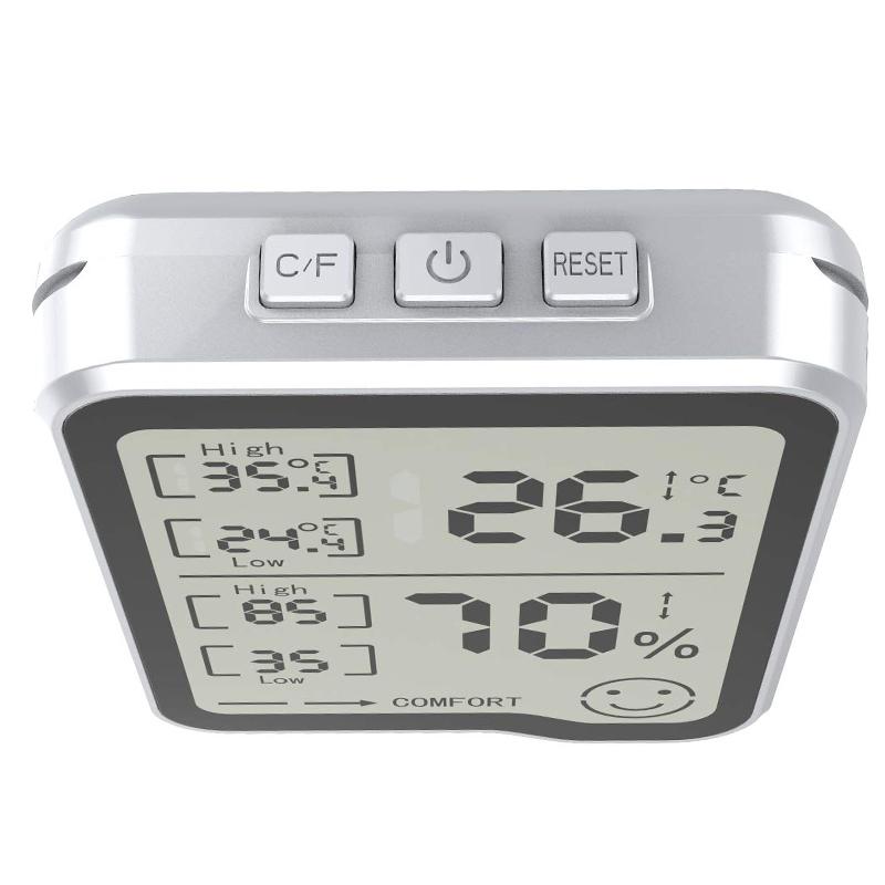274417A1 3 - HigróMetro y TermóMetro Digital con Medidor de Humedad y Temperatura con Pan F1R