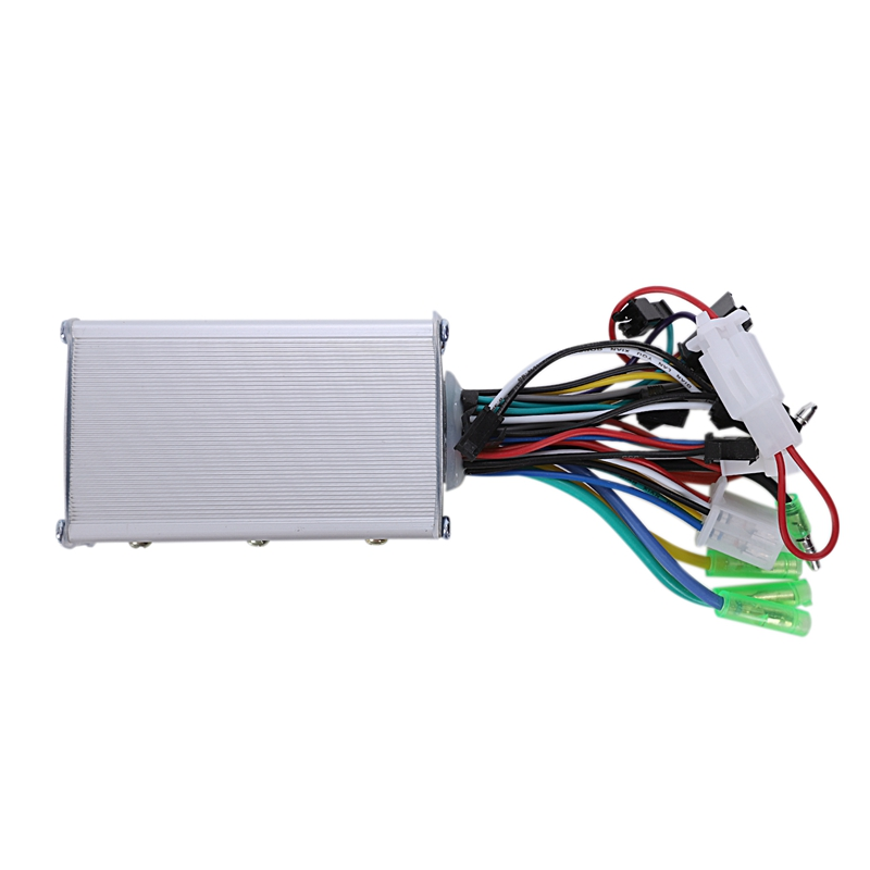 350W-Electric-Bicycle-Bike-Scooter-Controller-Lcd-Color-Screen-Display-Cont-E9S8 miniature 4