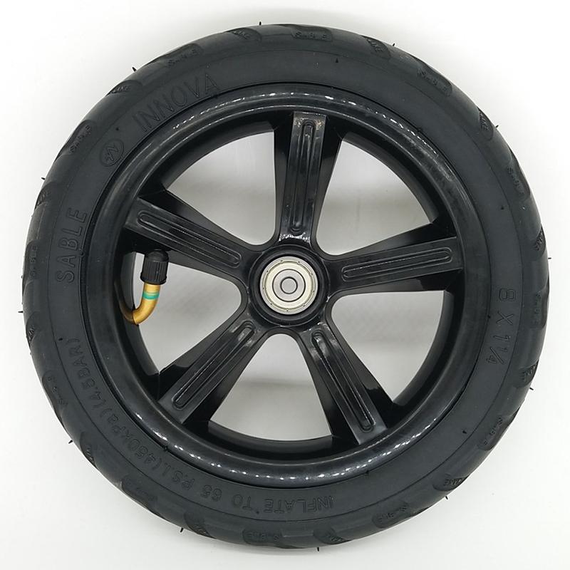 16 x 1.75//2.125 Rubber Bike Bicycle Inner Tube Tire Black C7I6