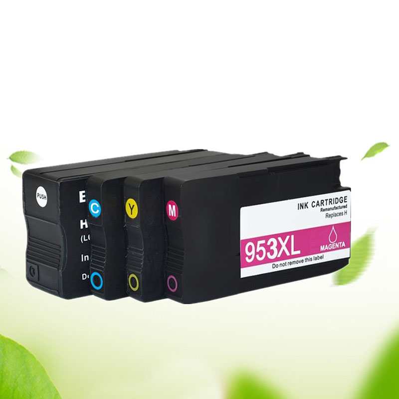 4Pk-Compatible-Ink-Cartridge-953-953Xl-for-Hp-Pro-7740-8210-8218-8710-8715-S7A1