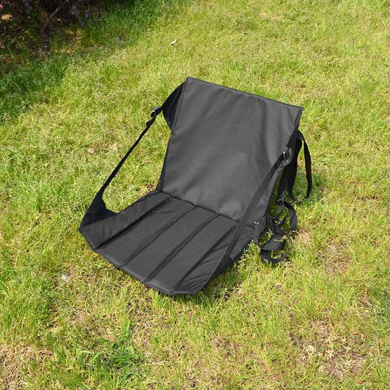 Cuscino di Seduta Morbido Pieghevole Da Campeggio Portatile