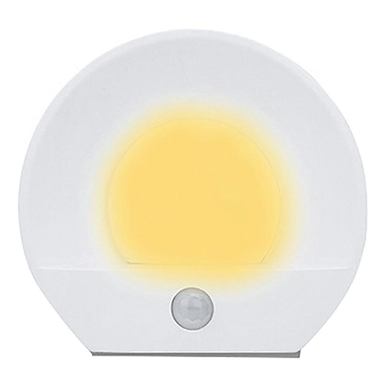 A09-2-LED-Corridor-Night-Light-Infrared-Remote-Control-Body-Motion-Sensor-S-T8I3 thumbnail 3