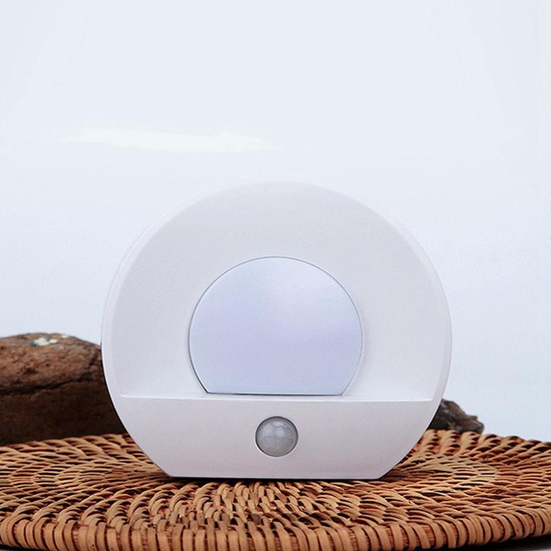 A09-2-LED-Corridor-Night-Light-Infrared-Remote-Control-Body-Motion-Sensor-S-T8I3 thumbnail 5