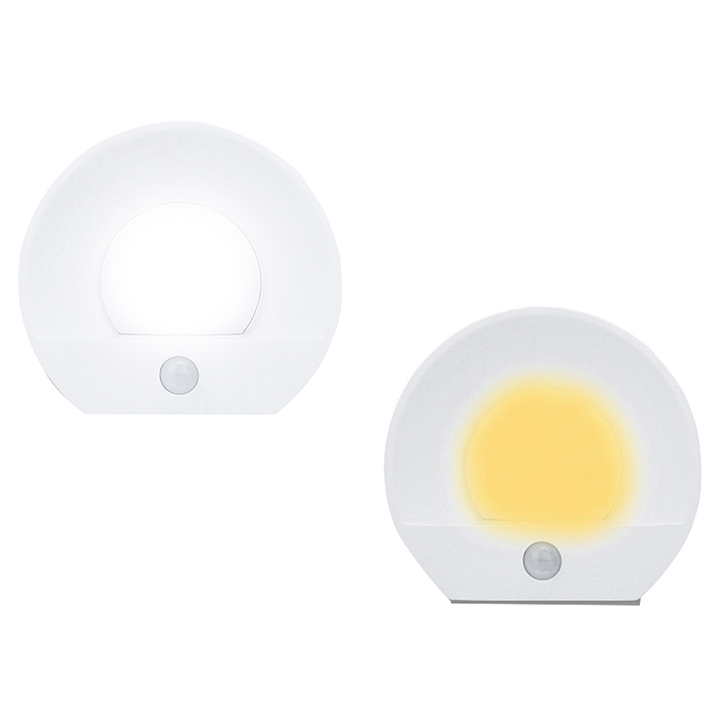A09-2-LED-Corridor-Night-Light-Infrared-Remote-Control-Body-Motion-Sensor-S-T8I3 thumbnail 6