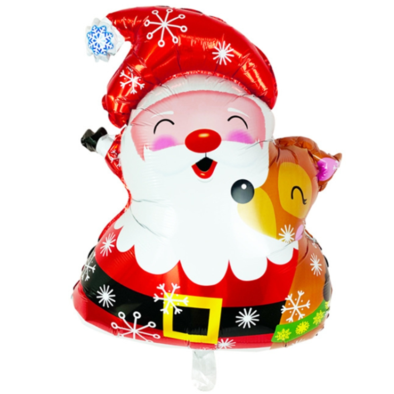 1X-1Set-Merry-Christmas-Letter-Banner-Party-Balloons-Decoration-Red-and-GreQ9K5 thumbnail 5