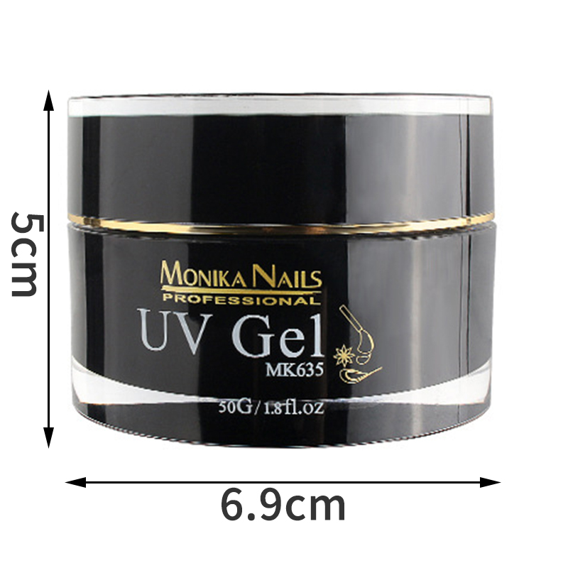 monika-nails-professional-Uv-Glue-50G-Nail-Detachable-Phototherapy-Glue-Mul-Y8I7 thumbnail 3