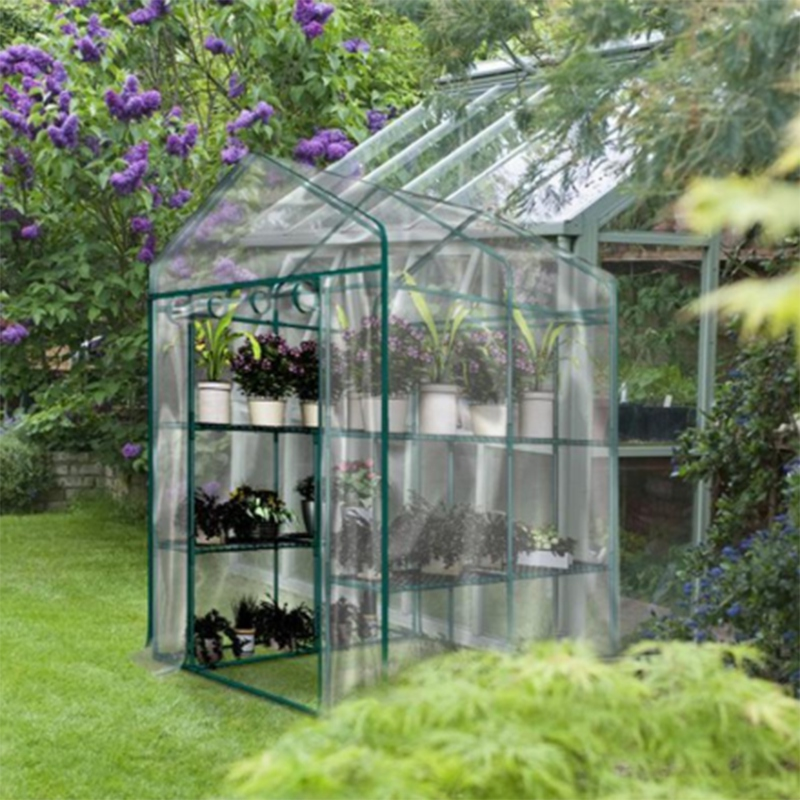 Details about PVC Warm Garden Tier Mini Household Plant Greenhouse Cover  Waterproof Anti- G7L6