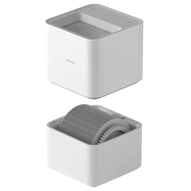 Xiaomi-Youpin-Smartmi-Air-Humidifier-Mute-Smog-Free-Mist-Free-Evaporate-App-Q1X7 thumbnail 3