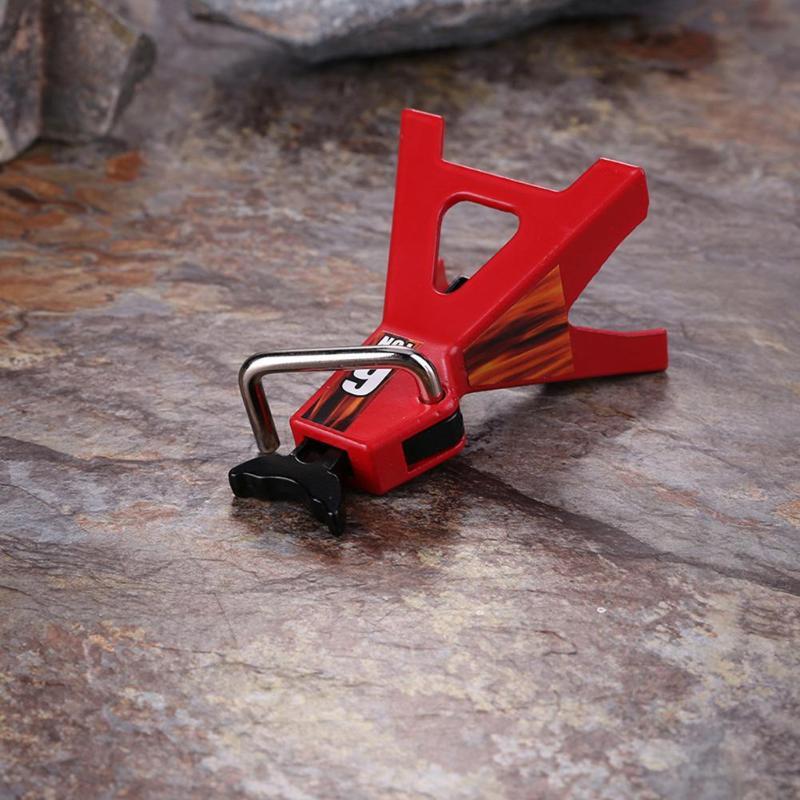 2Pcs-1-10-RC-Cars-Metal-Jack-Stands-Herramienta-de-Reparacion-2Pcs-Set-RC-H1F4 miniatura 8