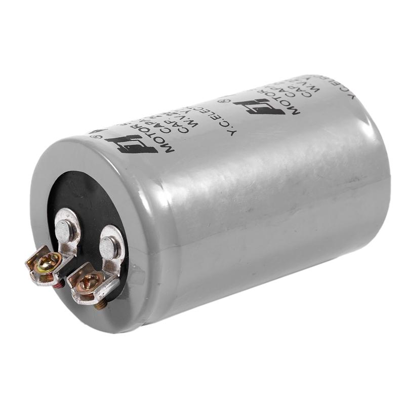 300MFD 300uF AC 250V Terminale a vite Motore condensatore di avviamento W2F G8Y3