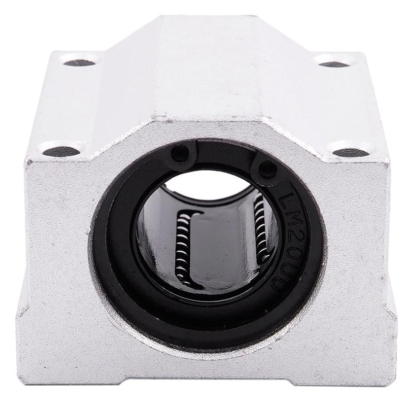 SC8UU-SCS20UU 8-20mm Linear Motion Ball Bearing Machinery Slide Bushing*