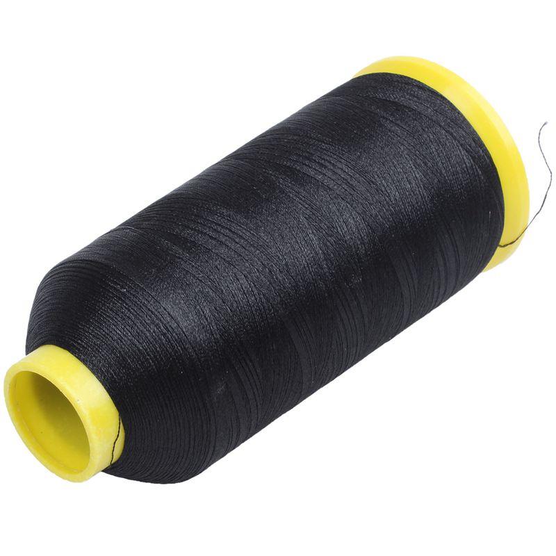 Mas-fuerte-5000m-Hilo-de-bobina-de-filamento-de-poliester-de-conos-para-maq-V9U1 miniatura 3