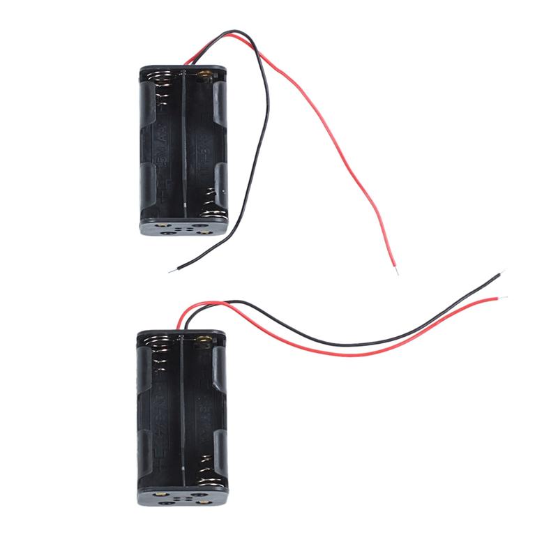 10 Stk. Kunststoff Einzel 26650 Batterie Halter Aufbewahrungsbehaelter Sch 3I 2X