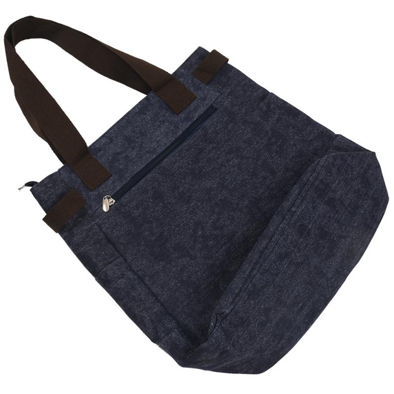 Kurierhandtasche-Tasche-mit-niedlichen-Katze-Frauen-kleinen-Einkaufs-Umhaen-Z9W7 Indexbild 9