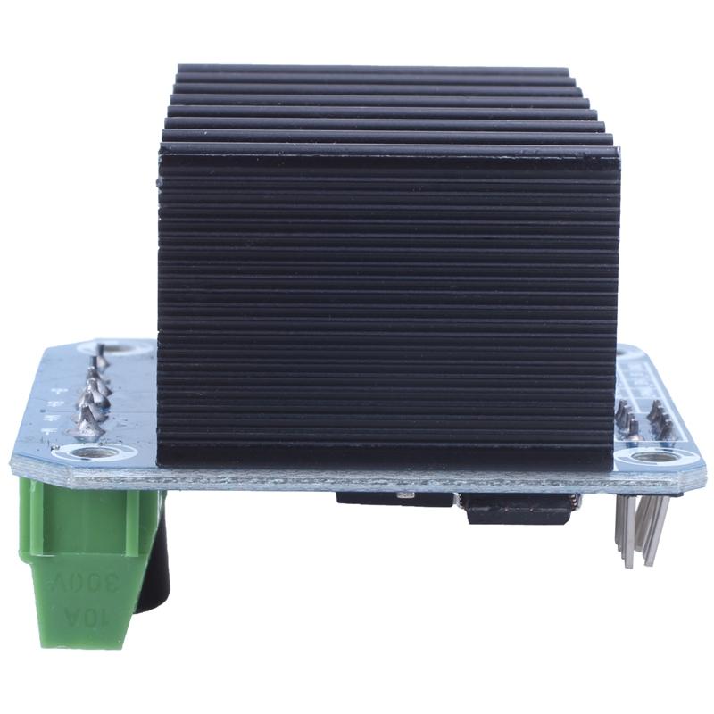 Halbleiter-Motor-Treiber-Auto-BTS7960-43A-H-Bruecke-PWM-Antrieb-fuer-Arduino-1M7 Indexbild 5