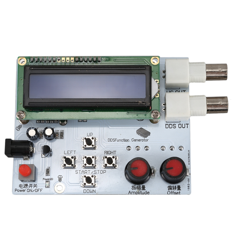 Dds Funktionssignalgenerator-Modul Sinus-Rechtecksägezahn-Wellensatz L7X8