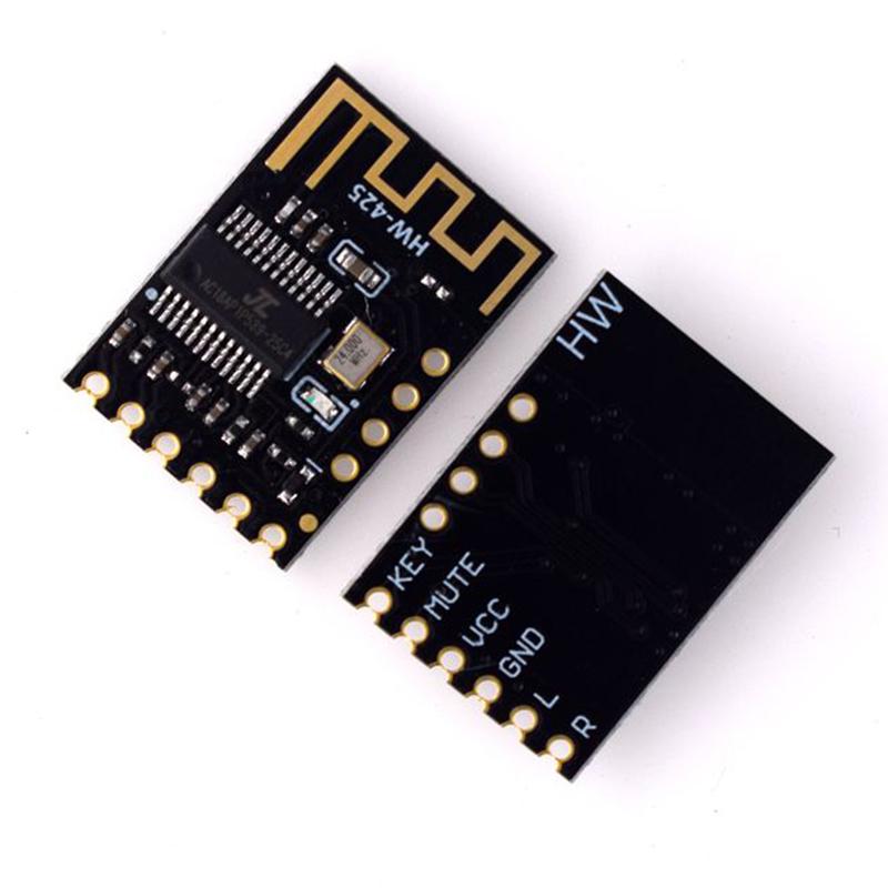 Module-ReCepteur-Audio-Sans-Fil-Bluetooth-MP3-MH-MX8-BLT-Kit-de-Carte-de-De-V3V2 miniature 7