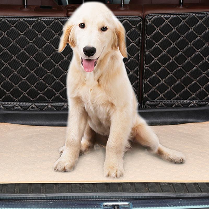 Indexbild 7 - 2X-Rutschfeste-Waschbare-Hunde-Haustier-Windel-Matte-Urin-Absorbierende-Umg-X1U5