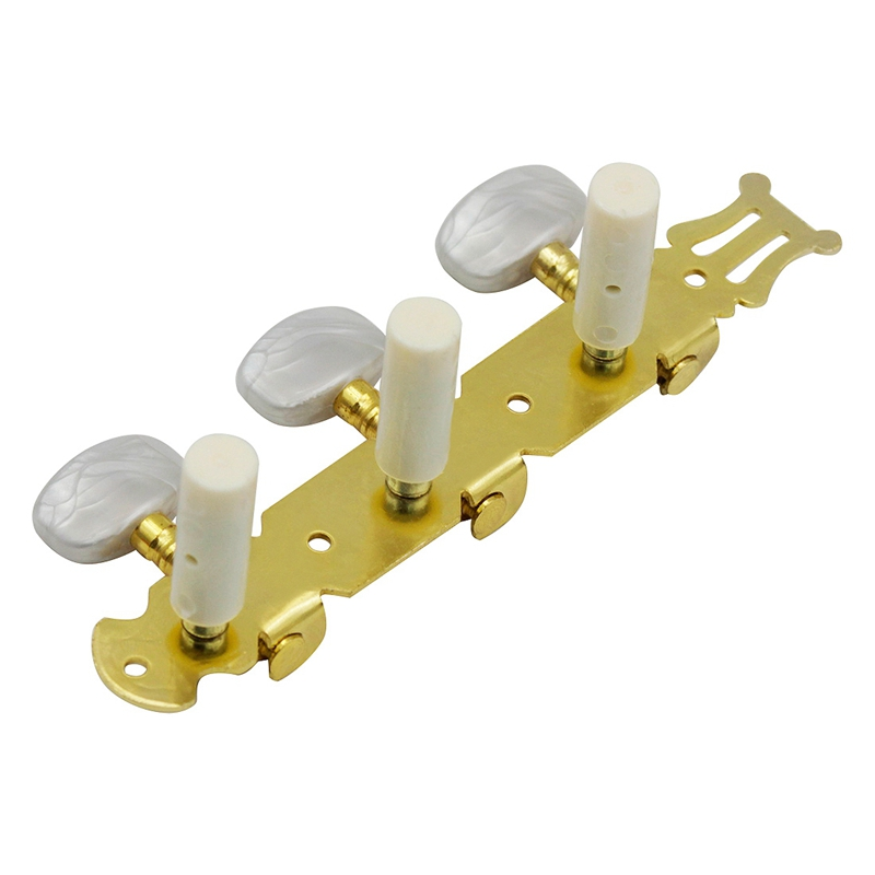 Mechaniken für Gitarre Konzert Standard Stimmwirbel Gitarrensaiten Stimmwirbel