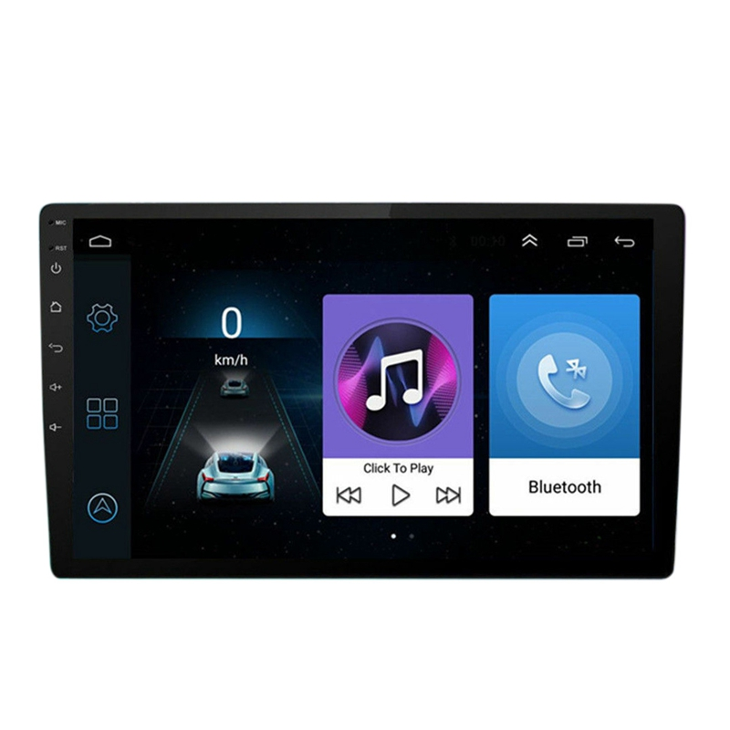 7 ZOLL 1+16GB Android 8.1 Autoradio Quad Core MP5 Player 2DIN WIFI FM GPS Navi