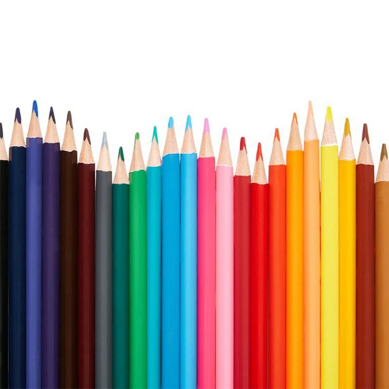 24Colors-Set-Xiaomiyoupin-Colorful-Pencil-Water-Soluble-24-Color-Suitable-f-D5Y6 thumbnail 15