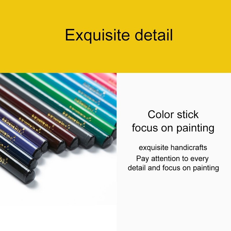 24Colors-Set-Xiaomiyoupin-Colorful-Pencil-Water-Soluble-24-Color-Suitable-f-D5Y6 thumbnail 16