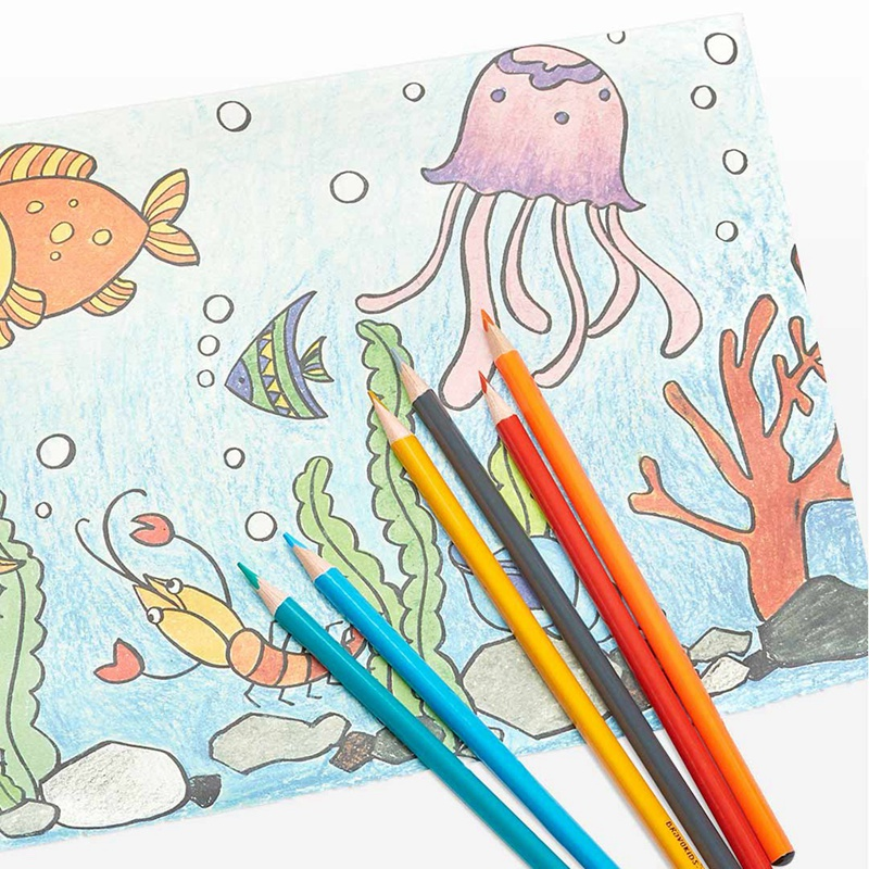 24Colors-Set-Xiaomiyoupin-Colorful-Pencil-Water-Soluble-24-Color-Suitable-f-D5Y6 thumbnail 17