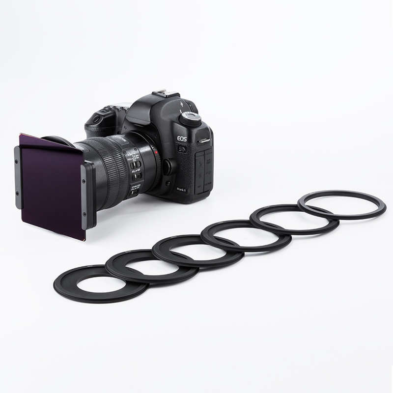 K-amp-F-Concept-Square-Filter-Holder-with-7Pcs-Filter-Ring-Adapters-Compatible-V3Q4 thumbnail 10