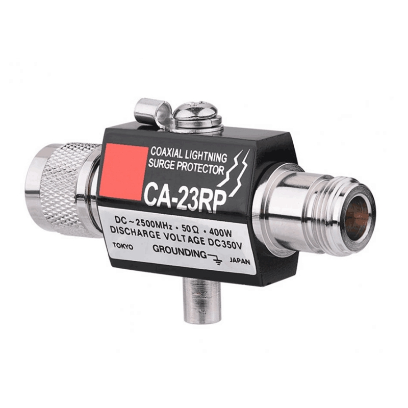 CA-23RS-N-Revolution-N-Mother-Arrester-Outdoor-Antenna-Protector-Z9A1-Z9A1-Z9A1