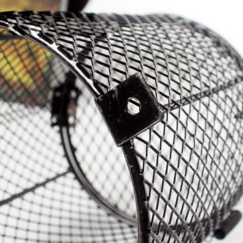 Heater-Guard-US-Plug-Reptile-Heating-Lamp-Shade-Pet-Reptiles-Products-Rept-L8P8 thumbnail 7