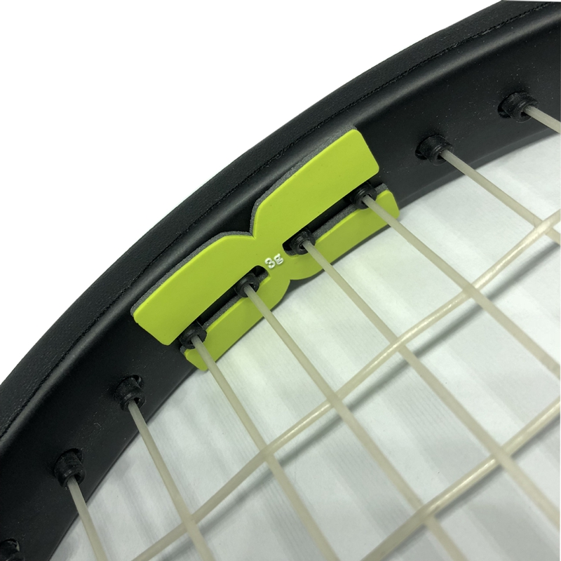 6Pcs 3g Tennis Racket Weight Balance Strips Silicone Tennis Racquet Tapes G2S5