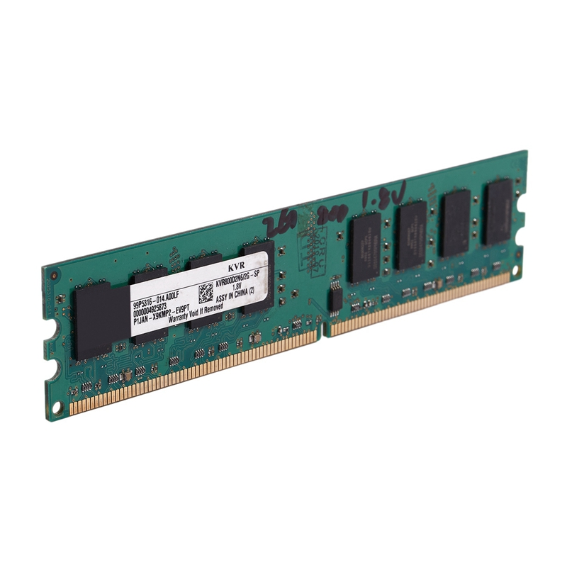 2GB-DDR2-PC2-6400-800MHz-240Pin-1-8V-Desktop-DIMM-Memory-RAM-for-Intel-for-X3E3 thumbnail 6