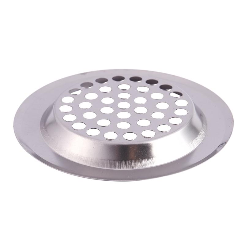 CS COSDDI 2 ST/ÜCKE Abflusssieb Ablaufschutz passt,Waschbecken Sieb Silikon Drain Sieb Kanalfilter Wasser Stopper f/ür K/üche Bad